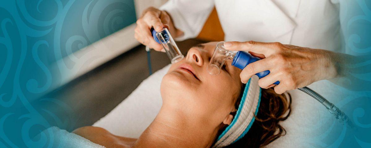 SPM Lymphdrainage Kosmetikbehandlung Sprinkart Cosmetic