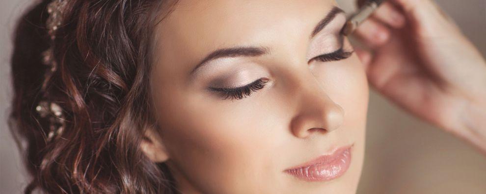 Braut Make-up Sprinkart Kosmetik Kempten