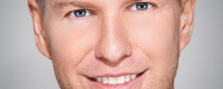 Hautpflege für Männer im Kosemtikstudio